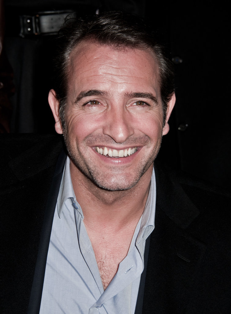 Meilleures photos de jean dujardin popsugar france for Jean dujardin photo