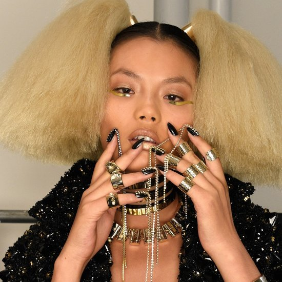 The Blonds Nail Art Spring 2016