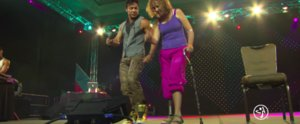 This Zumba Instructor Lost Her Leg After Teaching a Class, but That Didn't Stop Her