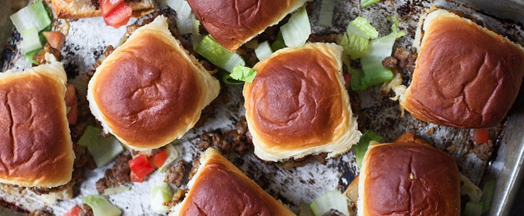 Homemade Sliders That Are Way, Way Better Than White Castle