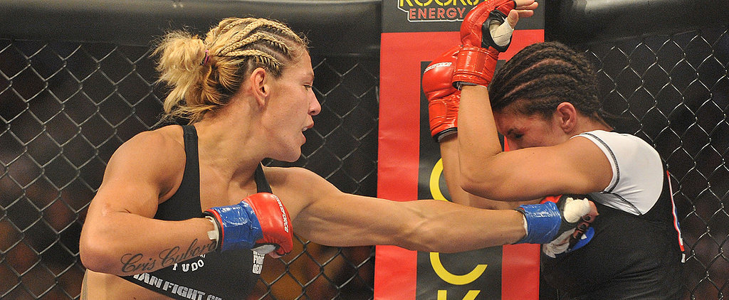 We Want a Showdown Between This MMA Champ and Ronda Rousey