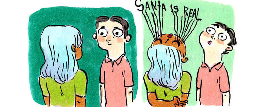 """These Hilarious Comics Make Fun of Men Who Feel """"Tricked"""" by Makeup"""