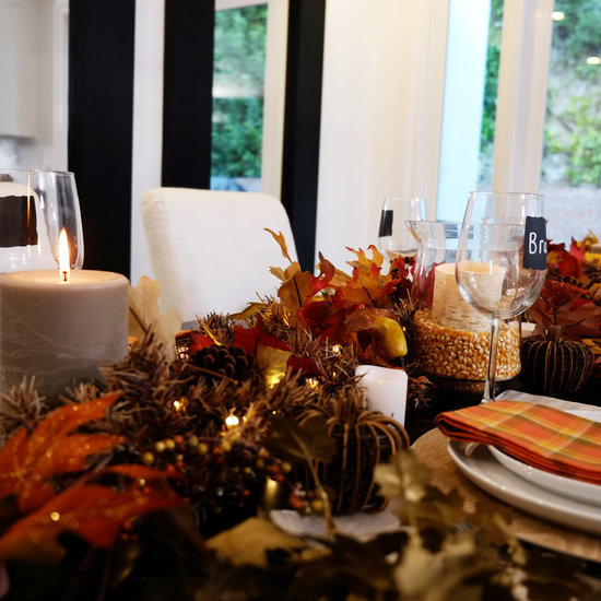 How to Decorate With Fall Colors and Leaves