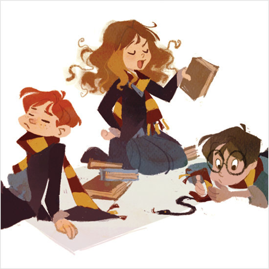 Harry Potter Fan Art