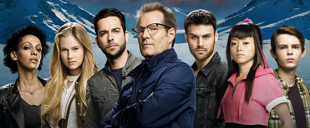 Meet the Cast of Heroes Reborn