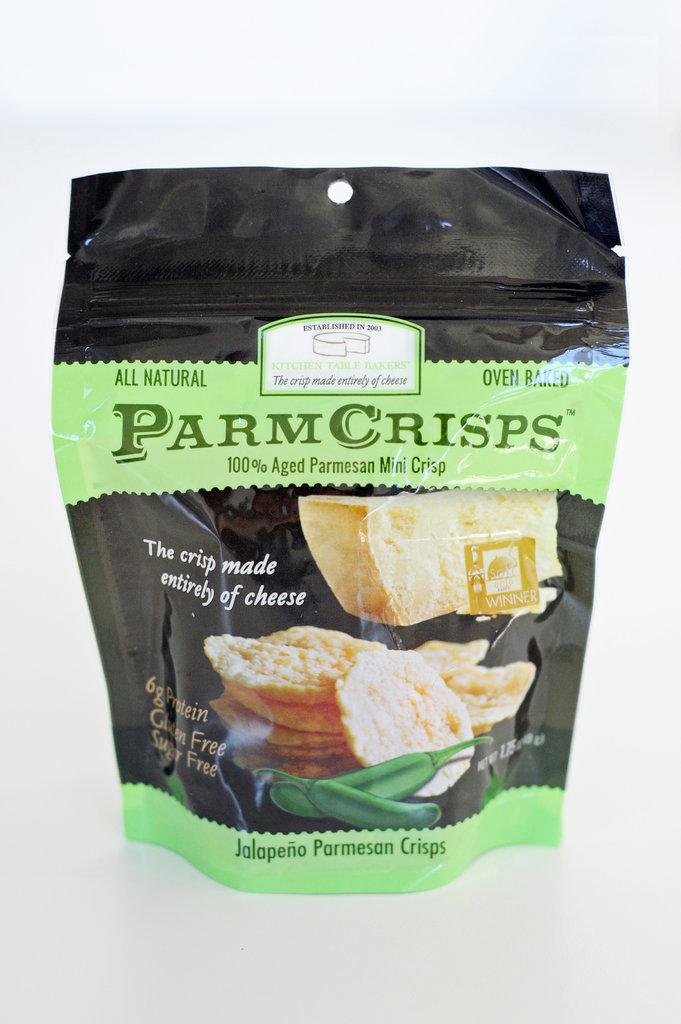 Kitchen Table Parm Crisps Nutrition