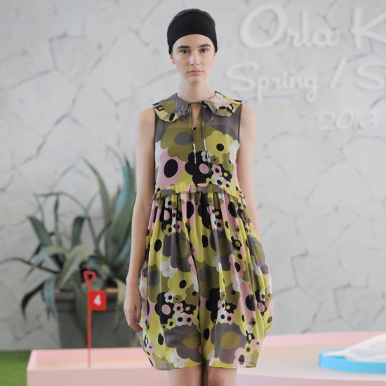 Orla Kiely Spring/Summer 2016 at London Fashion Week