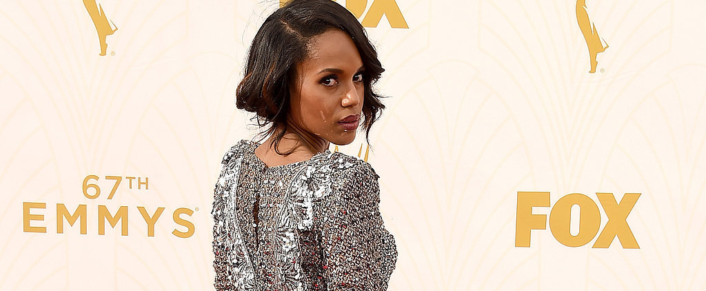 Kerry Washington Wants an Emmys Dress Straight From the Runway? It's Handled
