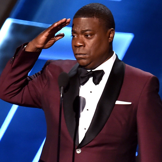 Video of Tracy Morgan's Speech at the 2015 Emmys