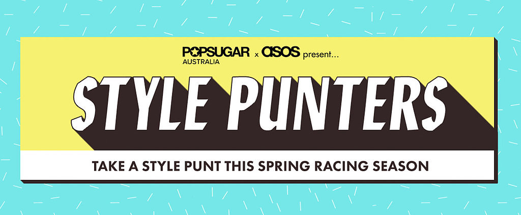 Take a Style Punt This Racing Season