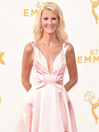 Pretty in Pink: Sandra Lee Wows at the 2015 Emmys After Breast Cancer Surgery