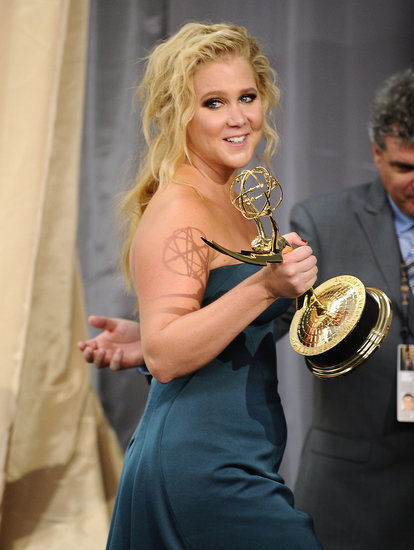 Jennifer Lawrence Told Amy Schumer She Looked 'Pretty, Not Smart' At The Emmys