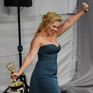 Amy Schumer at the Emmys 2015 | Pictures