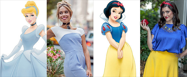 These Disney Princess Looks Will Solve All of Your Halloween Costume Drama