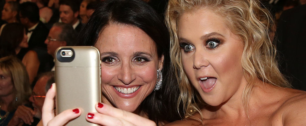 8 Times Celebrities Tried to Get the Perfect Selfie at This Year's Emmys