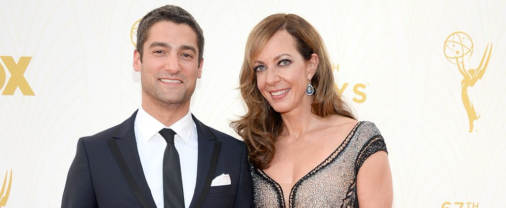 FYI: Allison Janney Has a Really Gorgeous Boyfriend