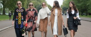 Updated! All the Best London Fashion Week Street Style