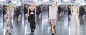 Amanda Wakeley's Going Strong but Delicate For Spring 2016