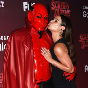 Celebrities at the Scream Queens Premiere Pictures