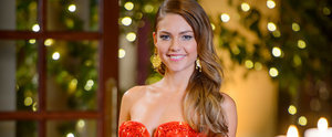 Where to Buy Sam Frost's Smouldering Red Gown From The Bachelorette