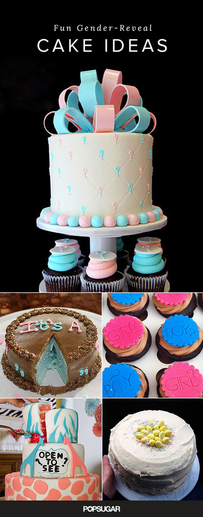 30 Gender-Reveal Cakes to Inspire Your Big Unveiling