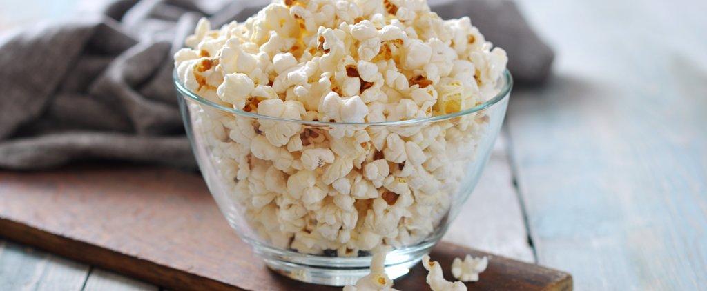 This Sweet Coconut Popcorn Will Help You Avoid Overindulging on Dessert