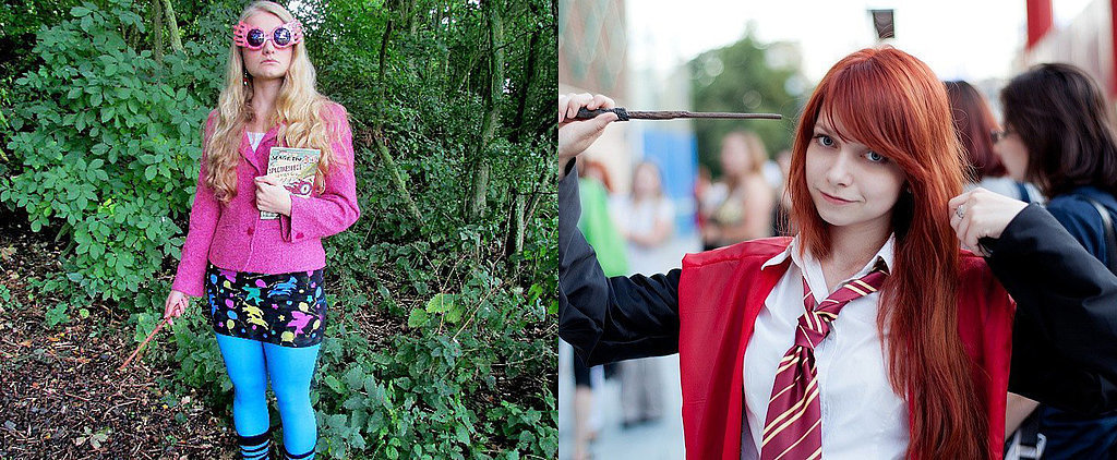 35 Costumes For the Perfect Harry Potter Halloween
