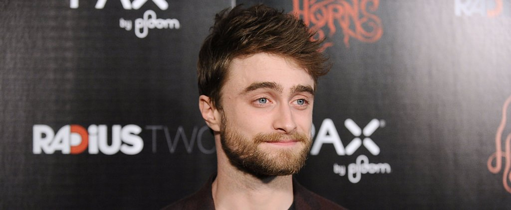 Daniel Radcliffe Shaved His Head, World Is Officially in Mourning