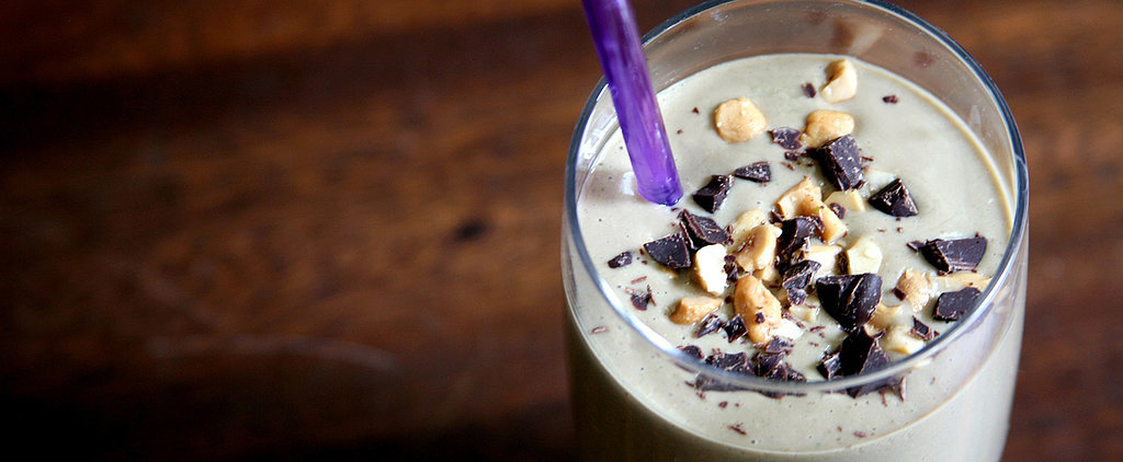 Sip Away PMS Symptoms With This Chocolate Cashew Smoothie