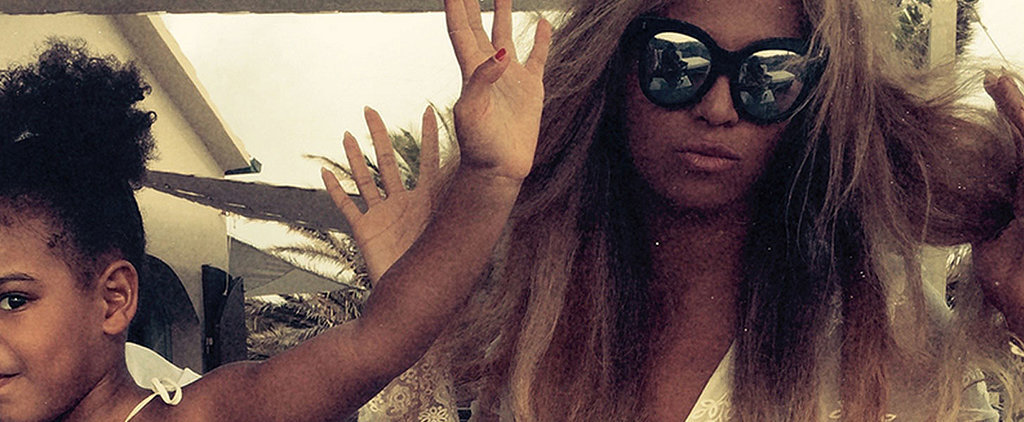 Beyoncé Concludes Her Extended Family Getaway With More Splendid Snaps