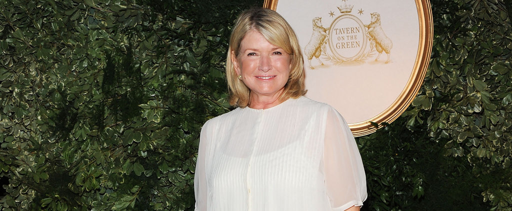 Take a Moment to Appreciate Martha Stewart's First Cookbook Cover From '82