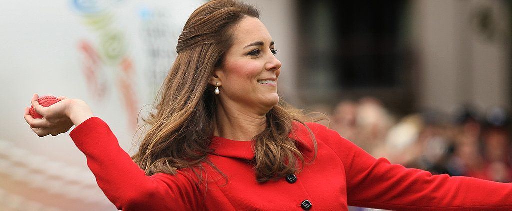 Kate Middleton's Not Too Princess-y to Play Sports