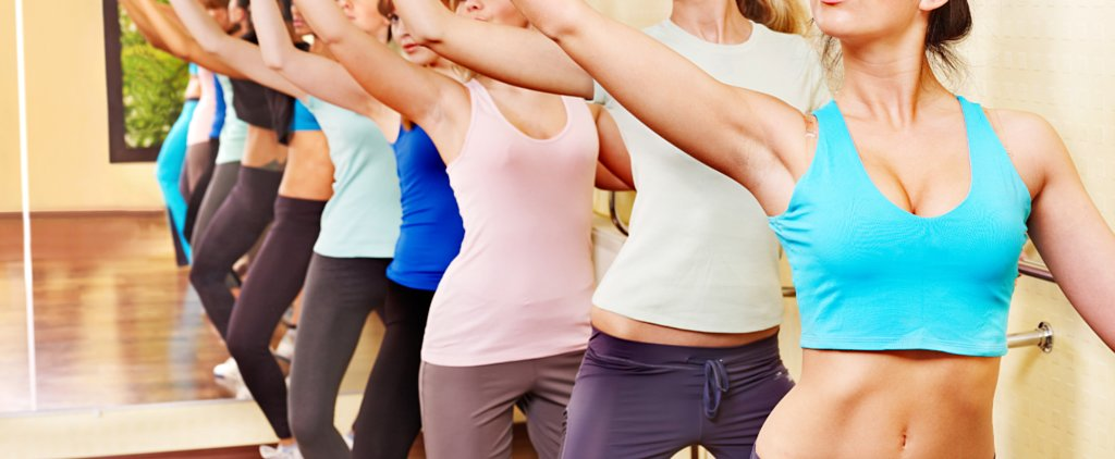 9 Reasons Barre Class Is Better Than Your Current Workout