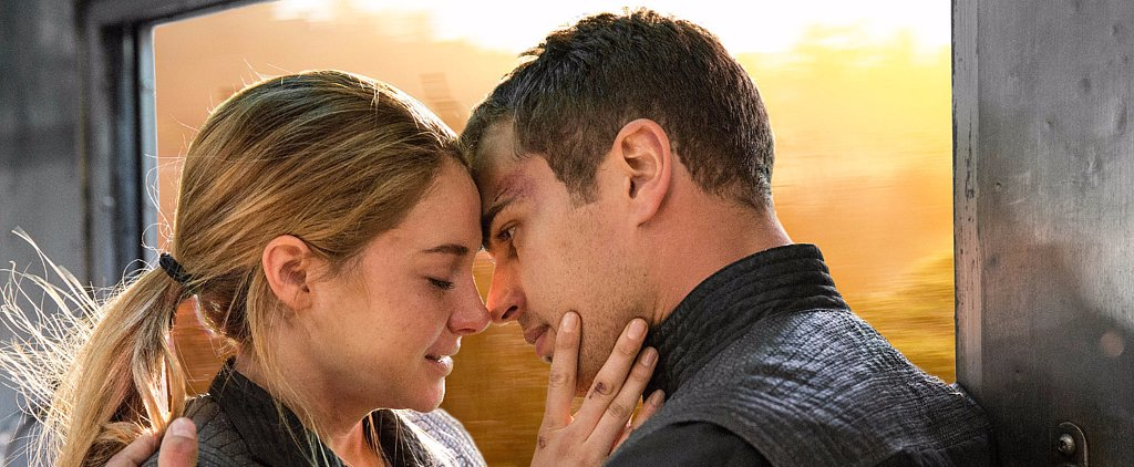 From Book to Screen: 6 Love Scenes That Sizzle