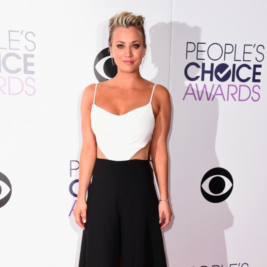 Kaley Cuoco Posts a Picture of Her Horse on Instagram