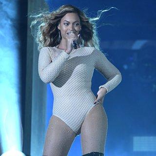 "Beyoncé und Ed Sheeran performen ""Drunk in Love"""