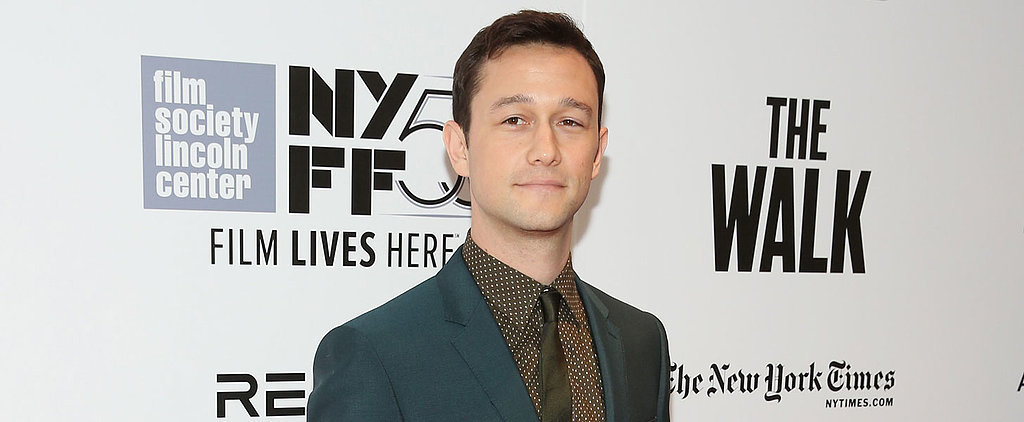 New Dad Joseph Gordon-Levitt Flashes That Charming Smile on the Red Carpet