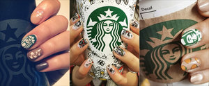 Flaunt Your #PSL Addiction With These Adorable Starbucks Manicures