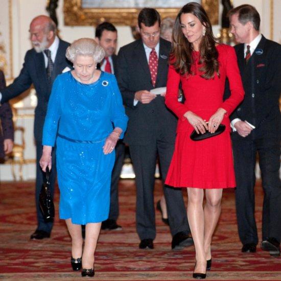 Kate Middleton to Receive the Royal Family Order