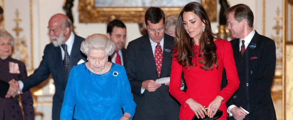 Queen Elizabeth II Honours Kate Middleton With a New Piece of Jewellery