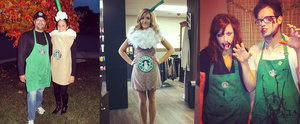 13 DIY Starbucks Costumes For Die-Hard Coffee Enthusiasts