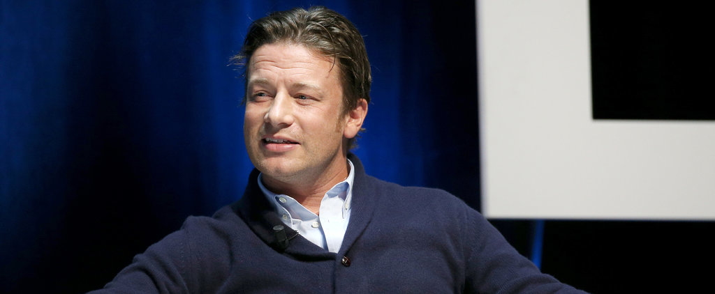 Whoa! Jamie Oliver Looks the Same as He Did 30+ Years Ago