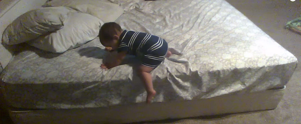 What This Baby Genius Did With His Pillows Is Going Viral