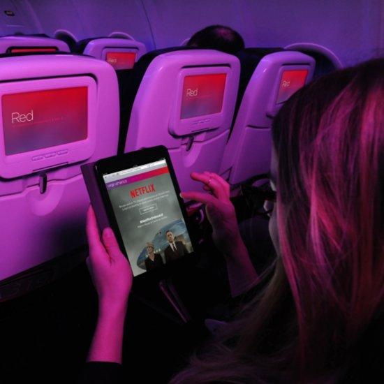 Virgin America Announces Partnership With Netflix