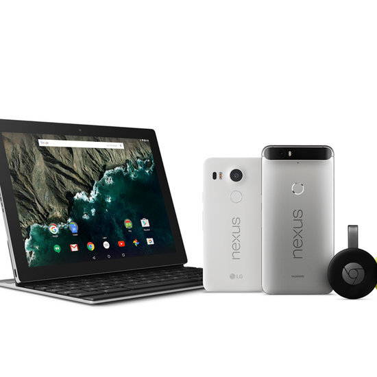 Google Nexus Announcement