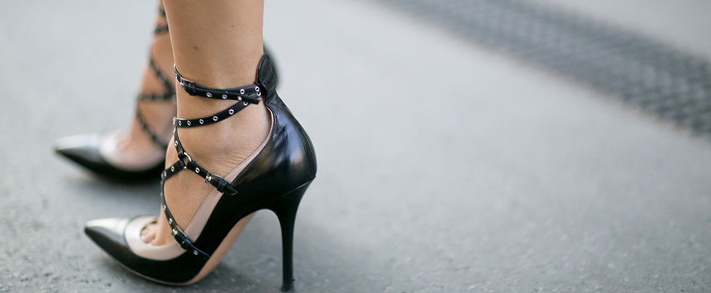 The Fashion Crowd's Kicking Off Paris Fashion Week in Some Very Stylish Shoes