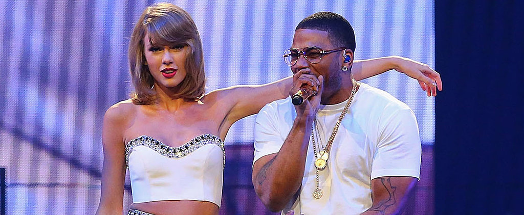 Nelly Just Provided the Soundtrack For Taylor Swift and Haim's Onstage Dance Party