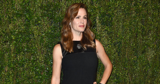 Jennifer Garner Stuns In First Post-Split Red Carpet Appearance