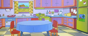 WOW! So This Is What The Simpsons' Kitchen Looks Like IRL