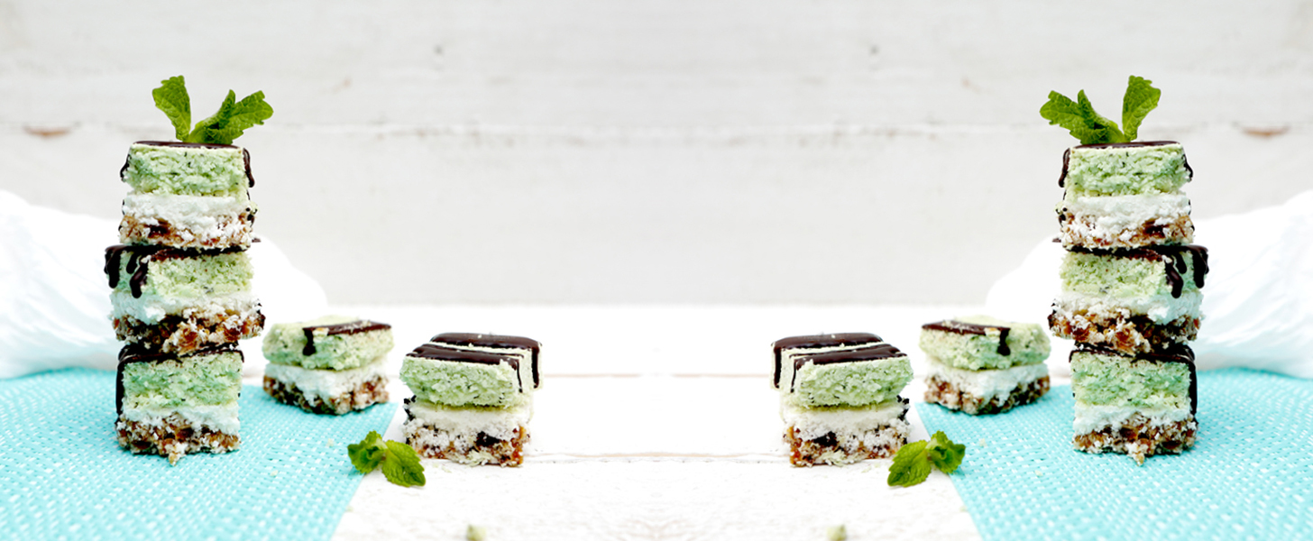 Why This Raw Choc Mint Slice Is a Dessert Game Changer